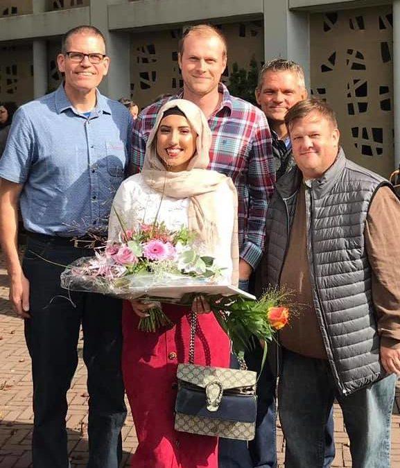 Arzu Baran besteht Ihr Examen – Herzlichen Glückwunsch!