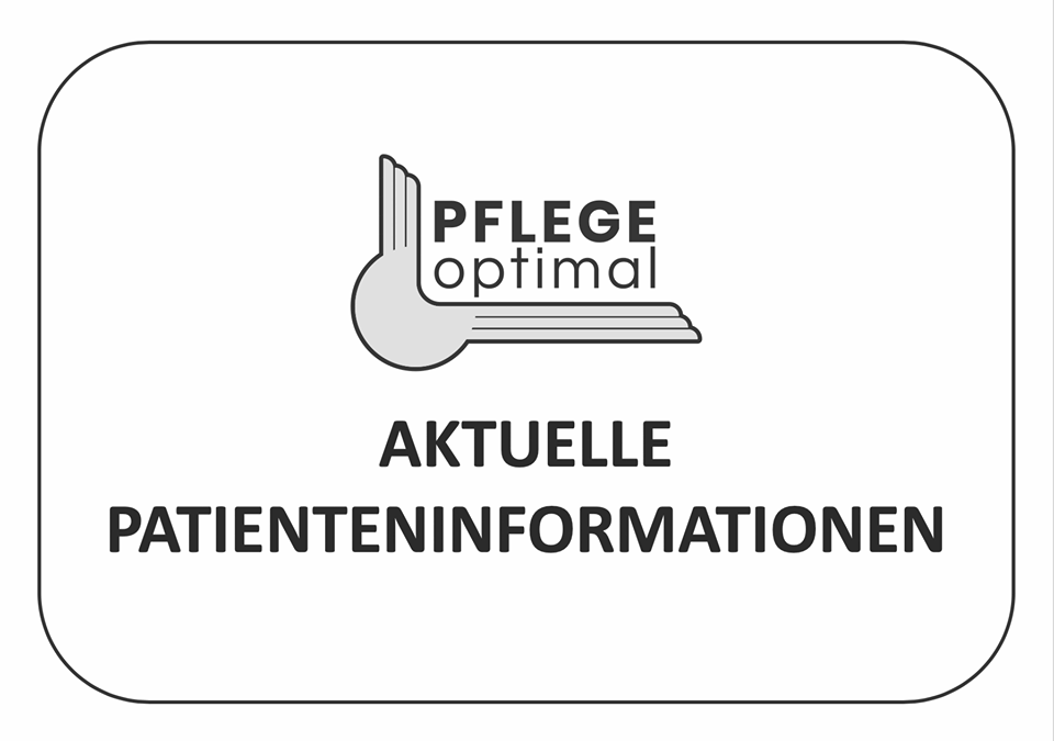 Patienteninformationen 16.03.2020